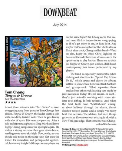 downbeat_review